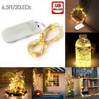 Купить Xmas Decor Battery Operated Mini LED Copper Wire String Fairy Lights 2m 20 LEDs
