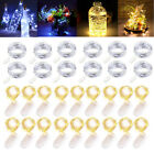 Xmas Decor Battery Operated Mini Led Copper Wire String Fairy Lights 2m 20 Leds