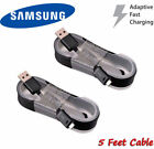 B/W Original Samsung Galaxy S6 S7 Edge Note 4 Note 5 Adaptive Fast Rapid Charger