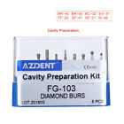 SALE Dental Diamond Burs Drill Composite Polishing Kit for High Speed Handpiece <br/> 0.99/Kit!Fast Shipping ! Best Price!11Types!