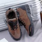 HOT Men Athletic Warm Velvet Lined Sneakers Climbing Hiking Outdoor Shoes