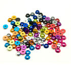Внешний вид - 10PCS M3 3mm Alloy Aluminium Countersunk Washer Head Bolt Gasket for RC Model