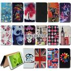 Leather Smart Stand Wallet Case Cover For Various Huawei SmartPhones