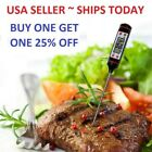 Instant Read Digital Grill Kitchen Meat Thermometer Probe BBQ Oven Food Cooking