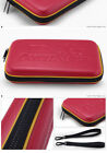 * Double Fish Hard Ping Pong Racket Table Tennis Paddle Bat Cover Bag Case Pouch