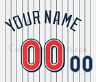 Los Angeles Angels of Anaheim Customized Number kit for 1997-2001 White Jersey on Ebay