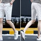 Men's Summer Shorts Sports GYM Fitness Work Casual Shorts Trousers Pants US