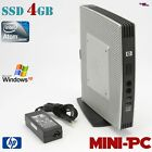 Hp Mini Computer Pc Intel Atom N280 1. 6 Ghz Ddr3 SSD 4gb Rs 232 Quake