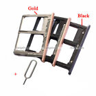 For Motorola Moto G5S Plus XT1803 XT1805 XT1806 SIM Card Tray SD Card Holder