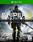 Sniper Ghost Warrior 3 Xbox One Game is Complete *SEE DETAILS* FAST SHIP!