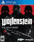 Wolfenstein: The New Order Playstation 4 Game is Complete *SEE DETAILS* FAST SHI