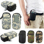EP  Camo Tactical Molle Pouch Belt Waist Pack Bag Military Fanny Phone Pocket Fa