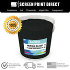Ecotex Mixing Black - Premium Water Based Ink for Screen Printing - ALL SIZES