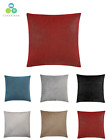 Ultra Plush Over Sized & Over Filled Metallic Throw Pillows - Assorted Colors