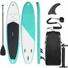 Sudoo 10' Inflatable Stand Up Paddle Board SUP Fin Adjustable Paddle Backpack
