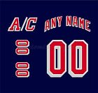 New York Rangers 96-07 3rd Liberty Navy Jersey Customized Number Kit unstitched $34.99 USD on eBay