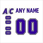 Los Angeles Kings 1999-2002 White Jersey Customized Number Kit un-sewn $39.99 USD on eBay