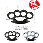 Portable Self-Defense Knuckles Ring Hand Four Finger Alloy  Dusters EDC Tool