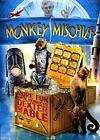 Monkey Mischief: More Fun with Monkeys Deter and Able ©2009 - Brand New DVD