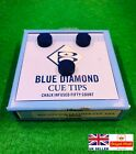 NEW - Brunswick Blue Diamond 10mm Tips £3.8 GBP on eBay