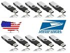 wholesale-lot-bulk ( 10 PACK ) usb flash drive thumb storage jump Disk pen stick