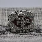 2007 USC Trojans NCAA Rose Bowl National Football Champioship Ring 8-14Size