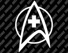 Star Trek-Starfleet Medical Decal FREE US SHIPPING on eBay