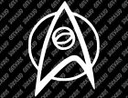 Star Trek-Starfleet Science Decal FREE US SHIPPING on eBay