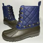 NEW Paul Sperry Gosling Boots Ankle High Women's ~ Black ~ Pick Your Size ! !