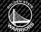 Golden State Warriors Decal FREE US SHIPPING on eBay