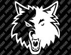 Minnesota Timberwolves v2 Decal FREE US SHIPPING on eBay
