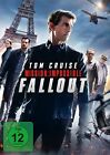 MISSION: IMPOSSIBLE - FALLOUT - DVD - TOM CRUISE - NEU