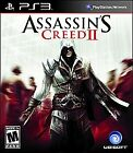 Assassin's Creed 2 Playsation 3 PS3 Game Complete