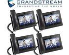 4-PACK Grandstream GXV3370 IP Video Phone with Android