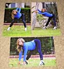SET (3) CARMEN ELECTRA ~ 4x6 GLOSSY PHOTO LOT ~ sexy busty tv star model actress