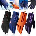 Winter Cycling Ski Outdoor Gloves Touch Screen Waterproof Warm Gloves S M L XL