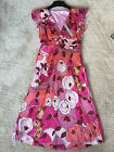 Alice & Trixie pink silk dress Size 2 (XS S 0 2 4) $345 NWT from Neiman Marcus