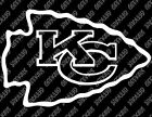 Kansas City Chiefs Decal FREE US SHIPPING on eBay