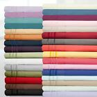 TURKISH COMFORT - 1800 Count Collection Extra Soft Bed Sheets Set Deep Pocket image