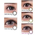 Внешний вид - Unisex Big Eye Natural Plain Glass Contact Lenses Eye Beauty Makeup Eyewear