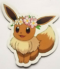 Pokemon - Flower Crown Eevee Magnet
