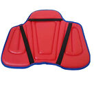 PU Cotton Horse English Quilted Saddle Pad Cushion Equestrian 4 Colors Quick-Dry