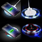 NEW QI WIRELESS CHARGER FANTASY CHARGING PAD FOR PHONE XS MAX XR SAMSUNGS9S8 AUS