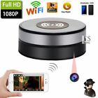 HD 1080P WIFI IP wireless charger pad camera Security IR Motion video recorder
