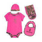 Browning Complete Baby Set | Mossy Oak Camo | Sizes NB-18 MO