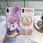 Chic Fairy Unicorn Soft TPU Phone Case Cover Shell For iPhone XS MAX XR X 8 7 6S