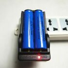 Battery 3.7V Charger Universal For 18650 EU/US Rechargeable Li-ion Dual  2018 EN