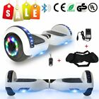 6.5 Zoll LED Hoverboard Blurtooth Self-Balancing Scooter Sumsung-Akku Tasche