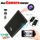 Spy Hidden Camera Power Bank HD 1080P Night Vision DVR 5000mAh IP Recorder