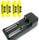 USA 18650 Battery 9800mAh Battery 3.7V Rechargeable Battery Intelligent Charger